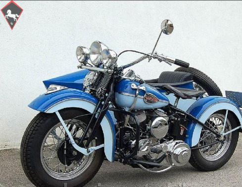 Harley-Davidson  1942