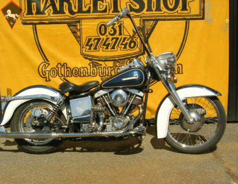 Harley-Davidson  1976