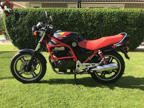 Honda  1986