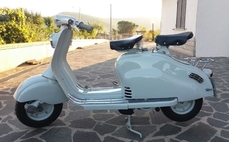 Road Bike Vespa