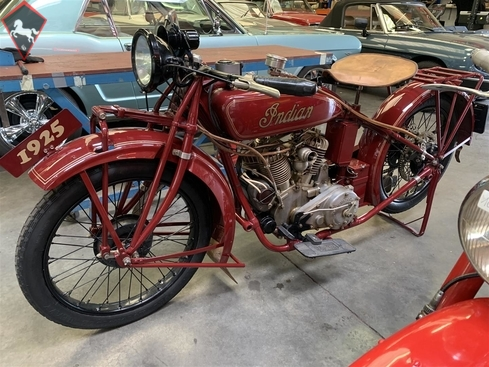 Indian  1925