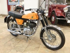 Race Bike Bultaco