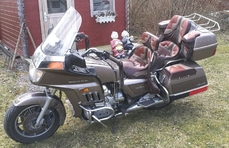 GL1200A Goldwing Aspencade 1984