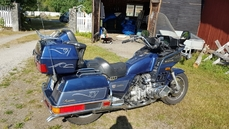 GL1200A Goldwing Aspencade 1986