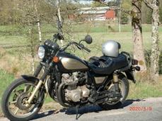 Z1100 Spectre 1983