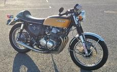 CB 750K 1972