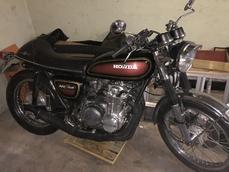 CB 500 Four 1975