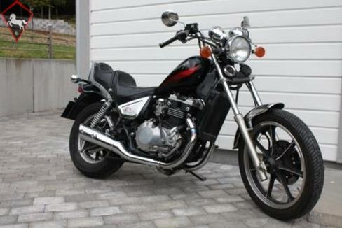 Kawasaki  1986