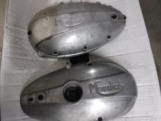125CC motor delen . 1956