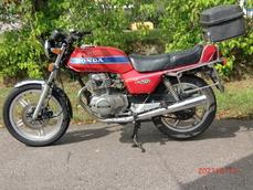 CB 250N 1979