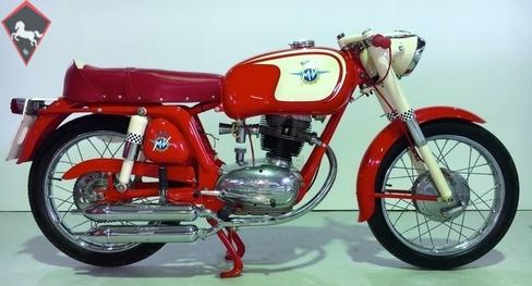 MV Agusta  1963