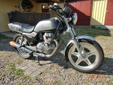 CB 250N 1980