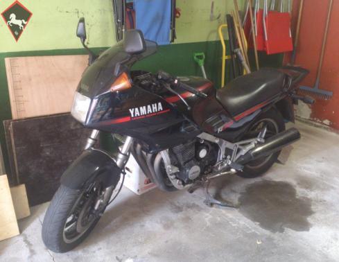 Yamaha  1987