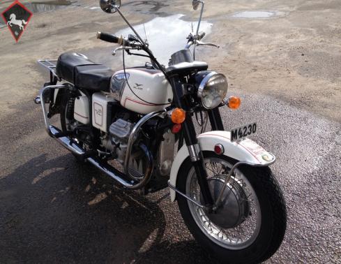 Moto Guzzi  1969