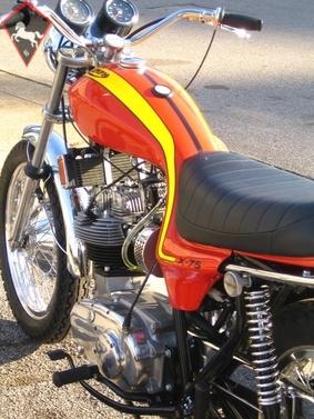 Triumph  1973