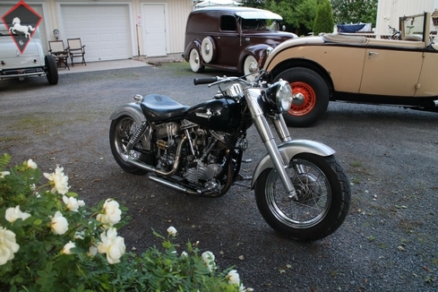 Harley-Davidson  1953