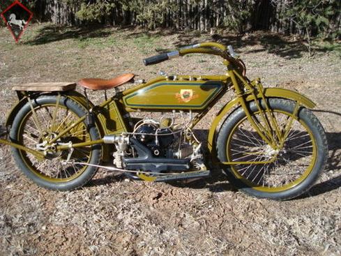 Harley-Davidson  1919