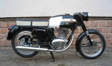 GILERA 202 GIUBILEO (JUBILEE) SUPER 1967