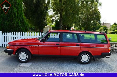 Volvo 245 1992