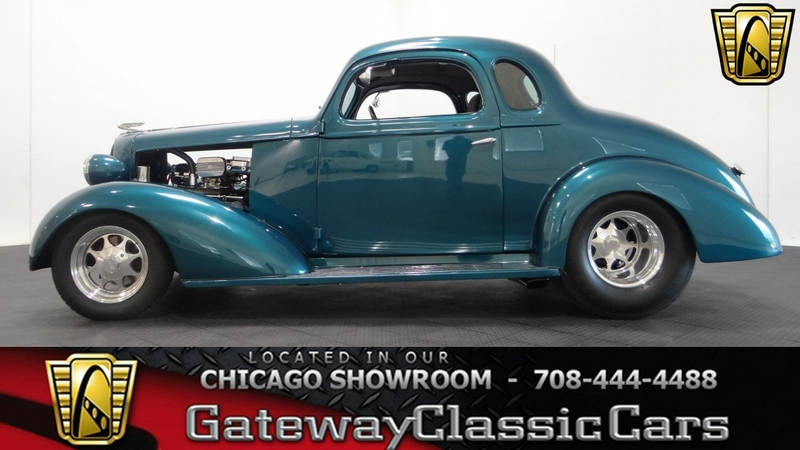 1936 Chevrolet Coupe is listed Sold on ClassicDigest in