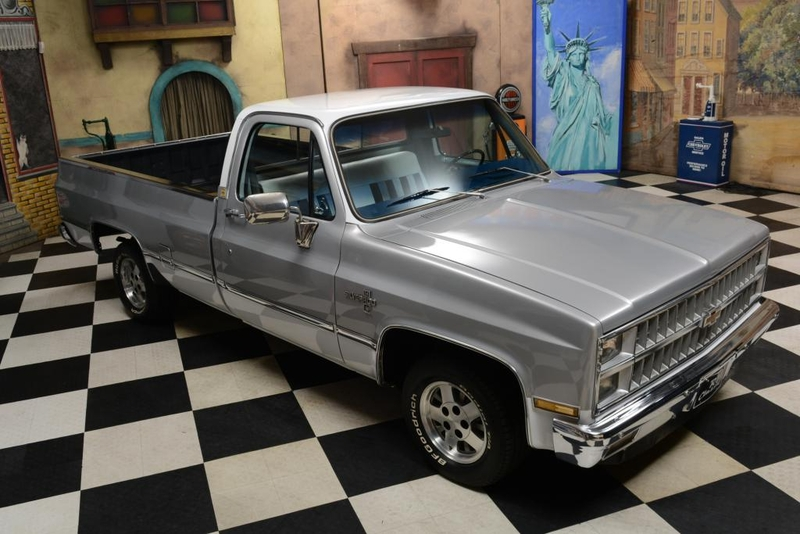 1982 Chevrolet Silverado Is Listed Sold On Classicdigest In