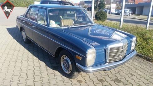 1972 mercedes benz 220 w115 is listed verkauft on. Black Bedroom Furniture Sets. Home Design Ideas