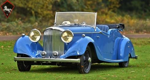 Bentley Mk VI 1937
