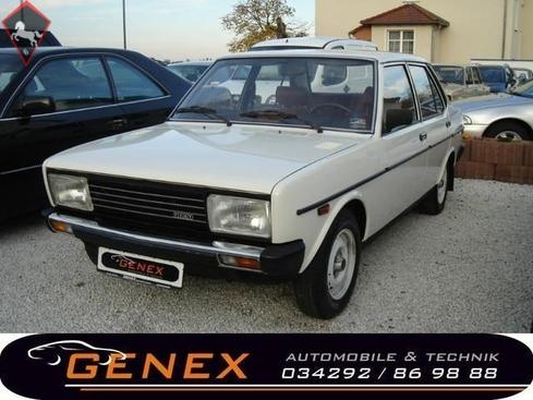 Fiat 131 1981