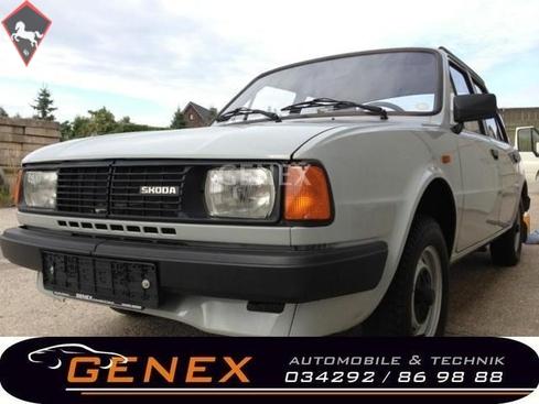 Skoda 105 1988