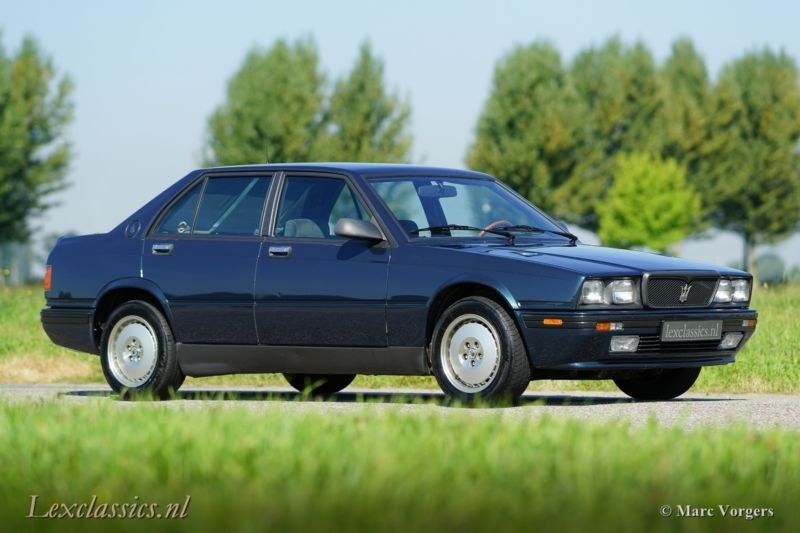 1991 Maserati 420 is listed Sold on ClassicDigest in Havenweg 22aNL-5145 NJ Waalwijk by Auto ...