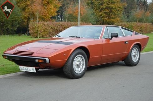 Maserati Khamsin 1983