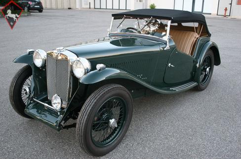 MG TA 1937
