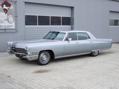 Cadillac Fleetwood 1968