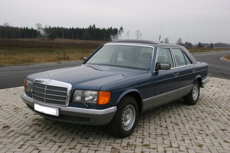 1984 mercedes benz 500 se l w126 is listed s ld on. Black Bedroom Furniture Sets. Home Design Ideas