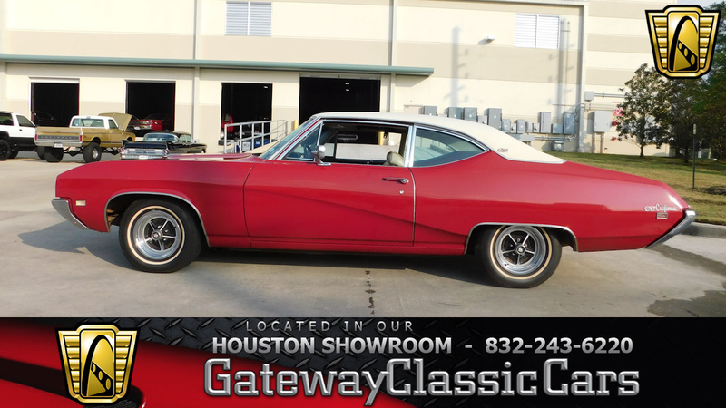 1969 buick skylark is listed s ld on classicdigest in houston by gateway classic cars for 20995. Black Bedroom Furniture Sets. Home Design Ideas