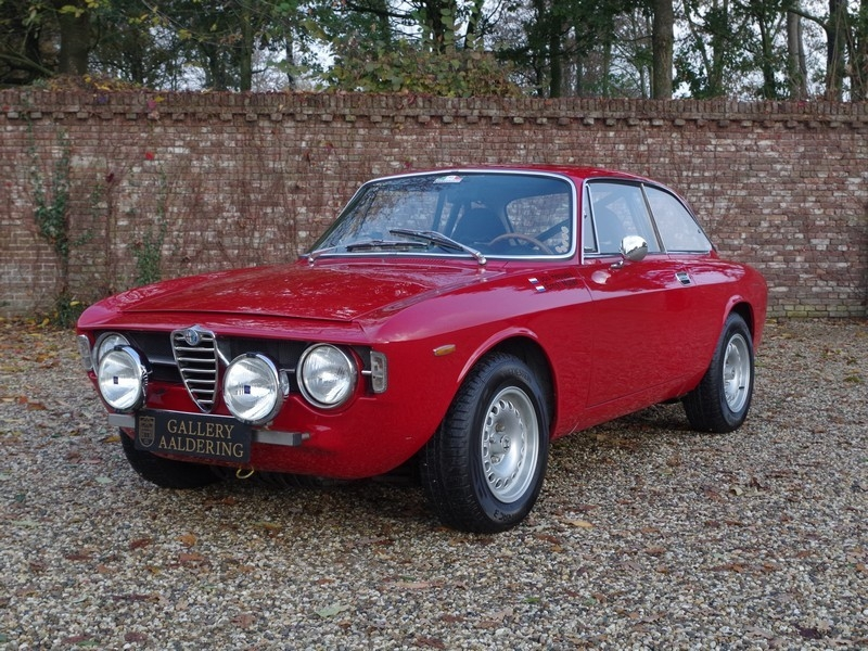 1966 Alfa Romeo 1300 GT junior is listed Sold on ClassicDigest in ...
