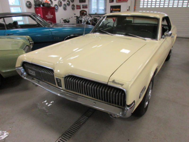 1968 Ford Mercury is listed Sold on ClassicDigest in