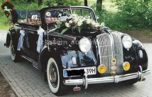 Opel Admiral 1939