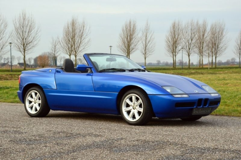 1992 Bmw Z1 Is Listed Verkauft On Classicdigest In Havenweg 22anl 5145 Nj Waalwijk By Auto Dealer For 57500 Classicdigest Com