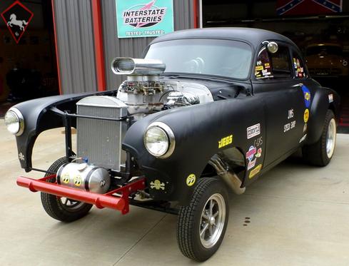 Chevrolet Custom 1949