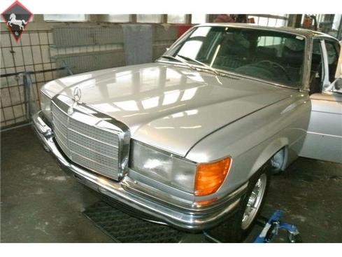 Mercedes-Benz 450SE w116 1977