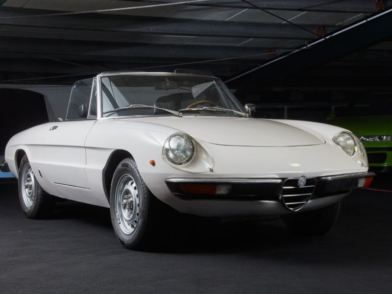 Alfa Romeo Spider Is Listed For Sale On ClassicDigest In - 1979 alfa romeo spider for sale