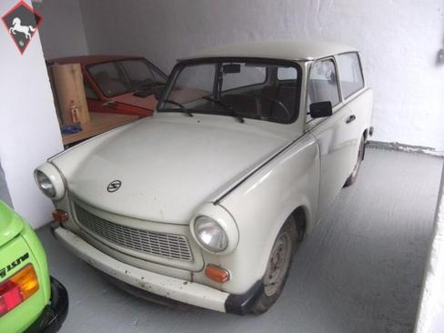 Trabant 601 1983