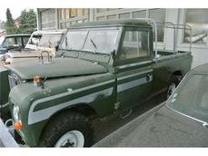 Land Rover Range Rover 1973
