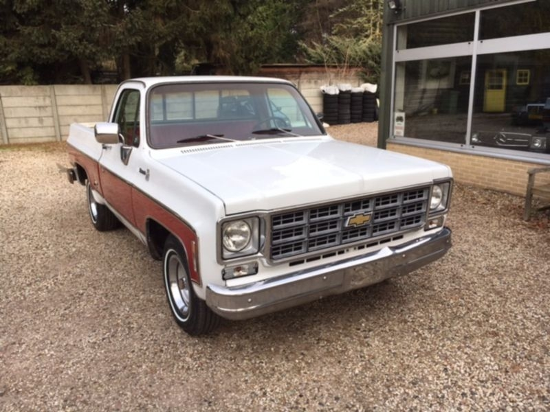 1978 Chevrolet C10 Is Listed For Sale On Classicdigest In Stationsweg 88nl 6075 Cd Herkenbosch By Stuurman Classic Cars V O F For 17500