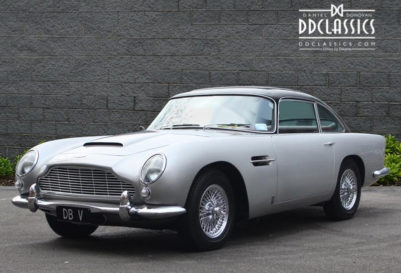 Aston Martin DB Is Listed Sold On ClassicDigest In Surrey By - 1964 aston martin db5 for sale