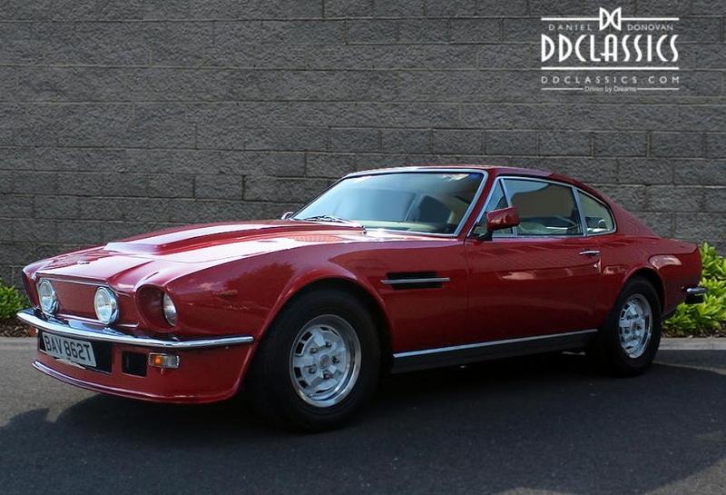 1979 Aston Martin V8 Is Listed Verkauft On Classicdigest In Surrey By Dd Classics For Preis Nicht Verfügbar Classicdigest Com