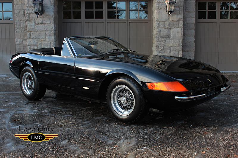 1972 Ferrari 365 Gts 4 Daytona Is Listed Verkauft On Classicdigest In Halton Hills By Legendary Motorcar For Preis Nicht Verfügbar Classicdigest Com