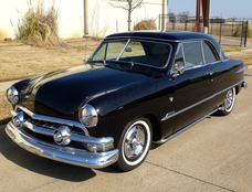 Ford Victoria 1951