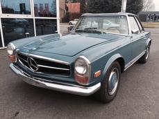 Mercedes-Benz 280SL w113 1968